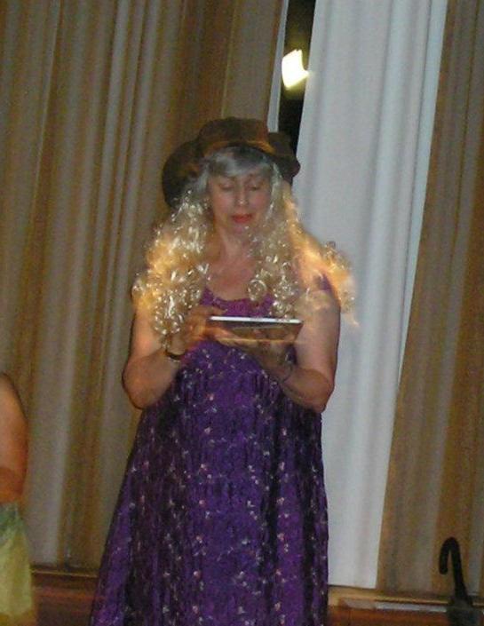 Tempest KL in wig 2012