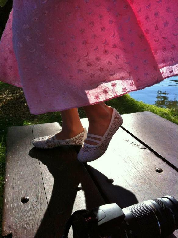 Cordelia Feet