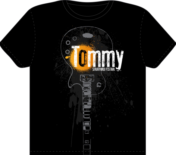 Guinness World Record T-Shirt - Tommy