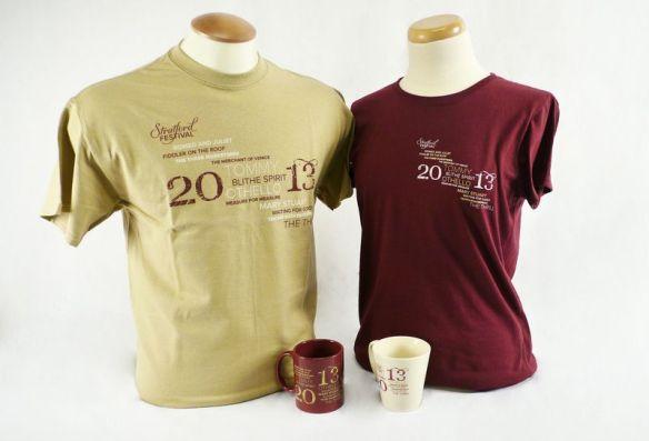 2013 Stratford Festival T-Shirts