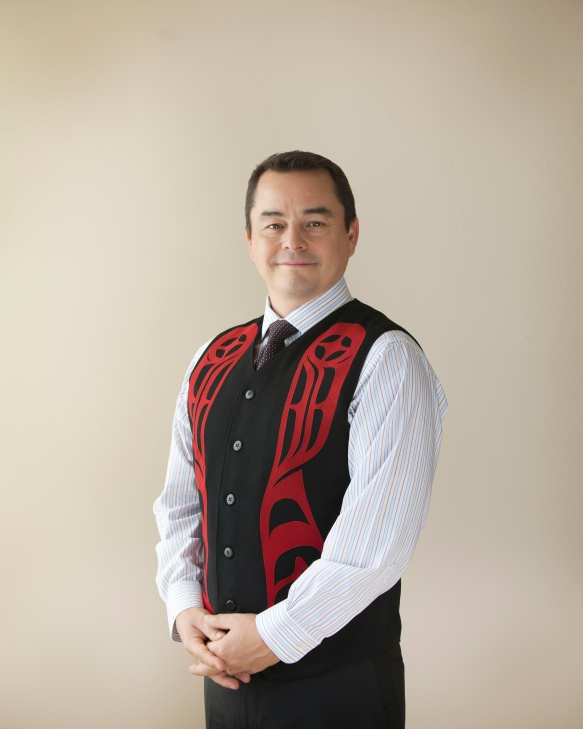 National Chief of the Assembly of First Nations Shawn A-in-chut Atleo